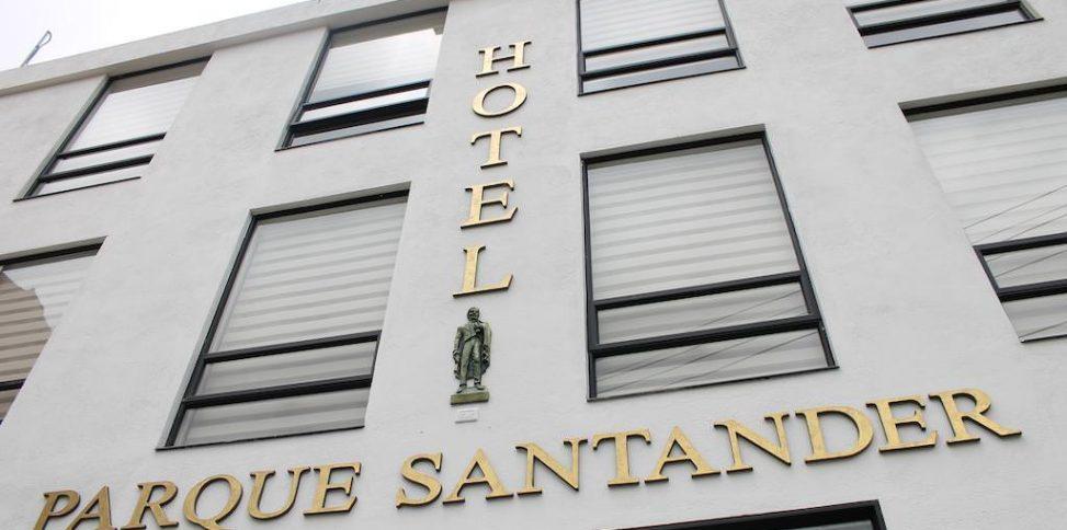 Hotel Parque Santander Tunja