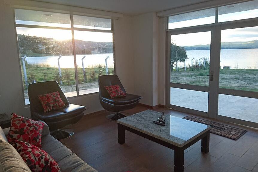 Casa El Pino Lago de Tota - Boyaca Colombia