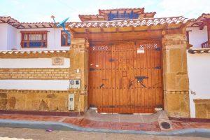 Casa de Huéspedes Faletto - Villa de Leyva