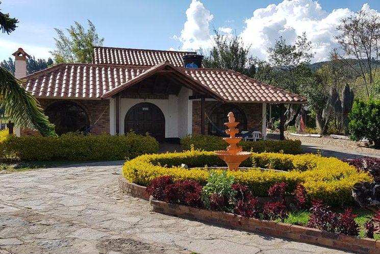 Finca Villa Patricia - Paipa