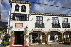 Hotel Capitan Ricaurte - Villa de Leyva