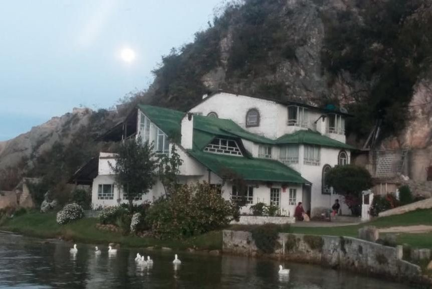 Restaurante Cabaña Arco Iris del Lago - Tota