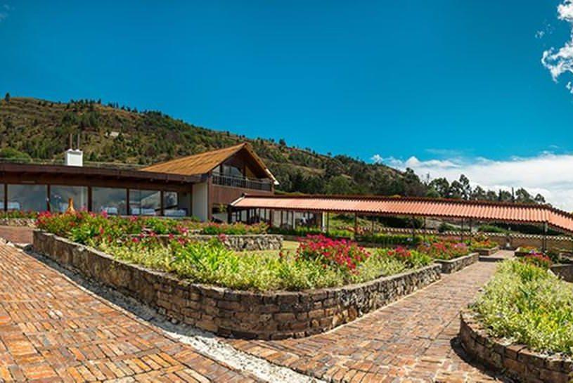 Hotel El Camino Real - Aquitania