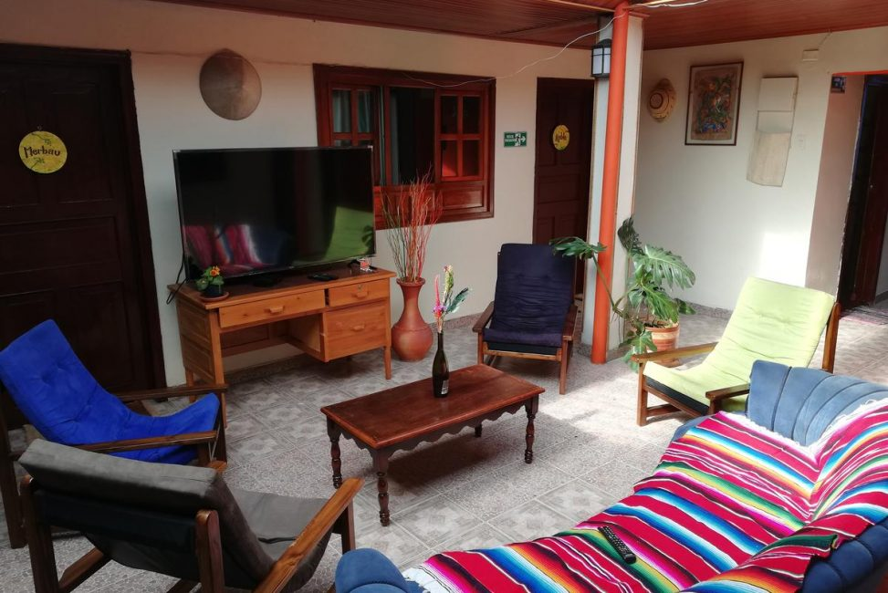 casa arrayanes Sogamoso