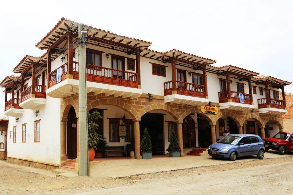 Hospederia Villa de los Saenz - Villa de Leyva
