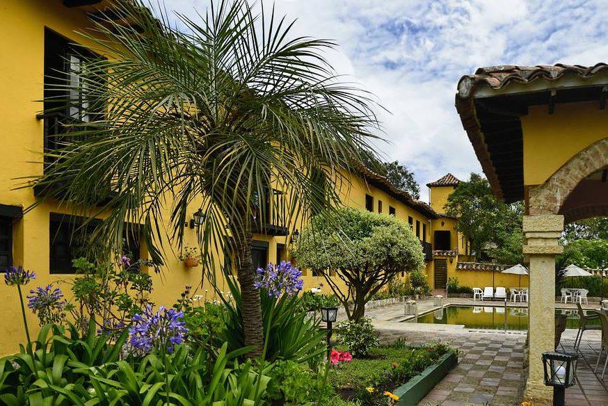 Hotel Hacienda El Salitre - Paipa