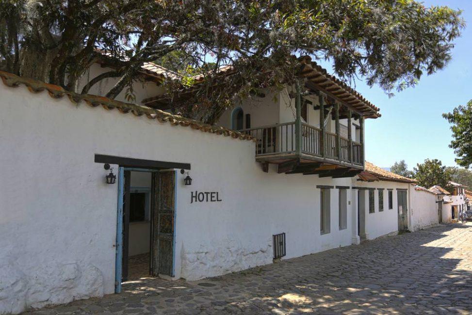 Plazuela de San Agustin - Villa de Leyva