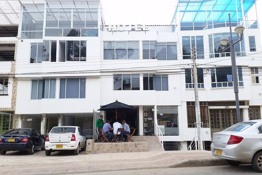 Hotel Restaurant Casa Loma - Tunja