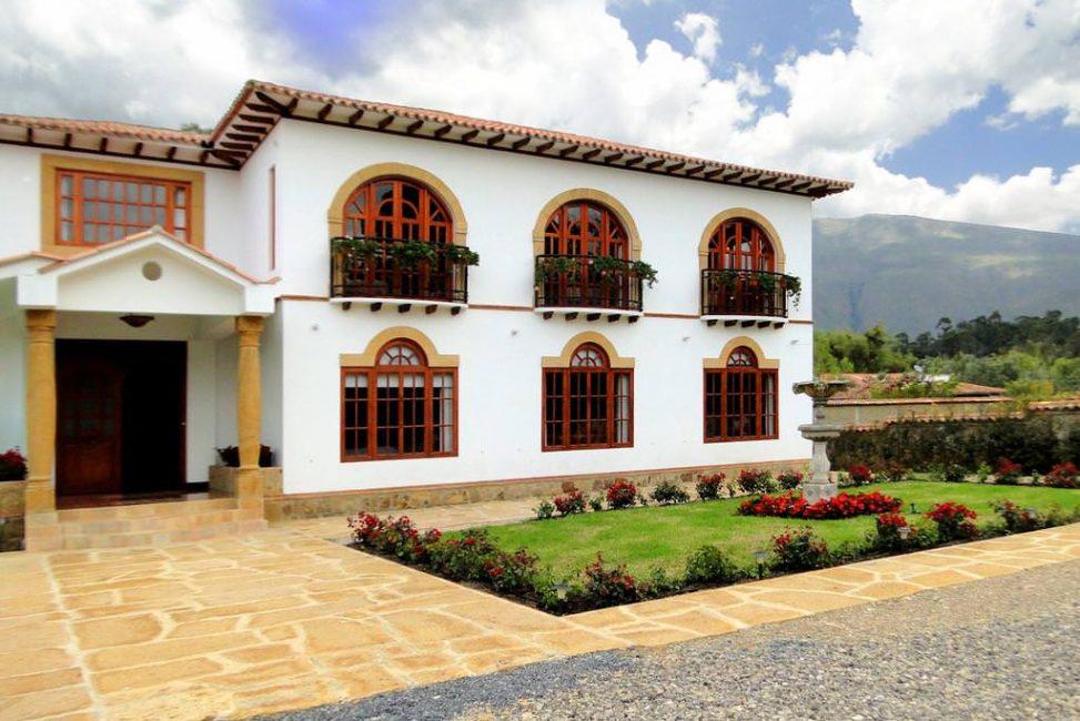 Hotel Villa de los Angeles - Villa de Leyva