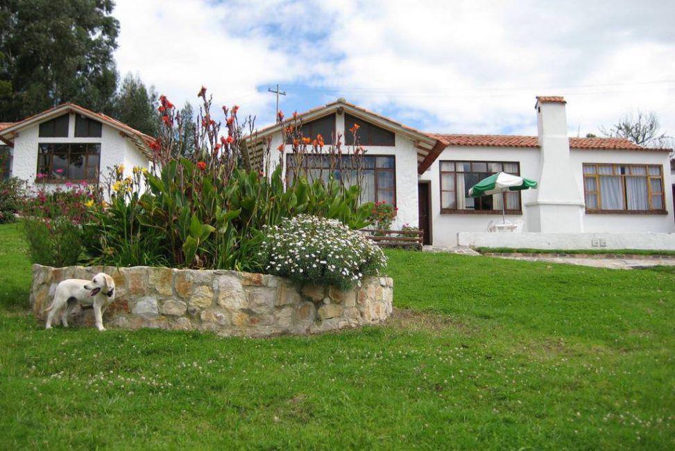 Hotel Cabañas San Cayetano - Paipa