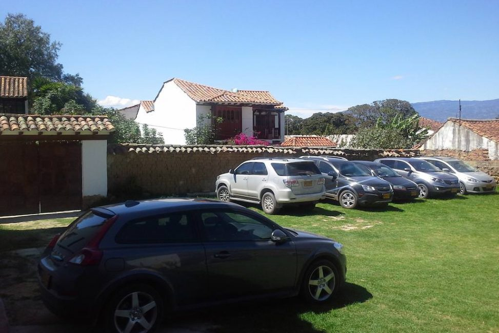 Posada Portal de la Villa - De Leyva