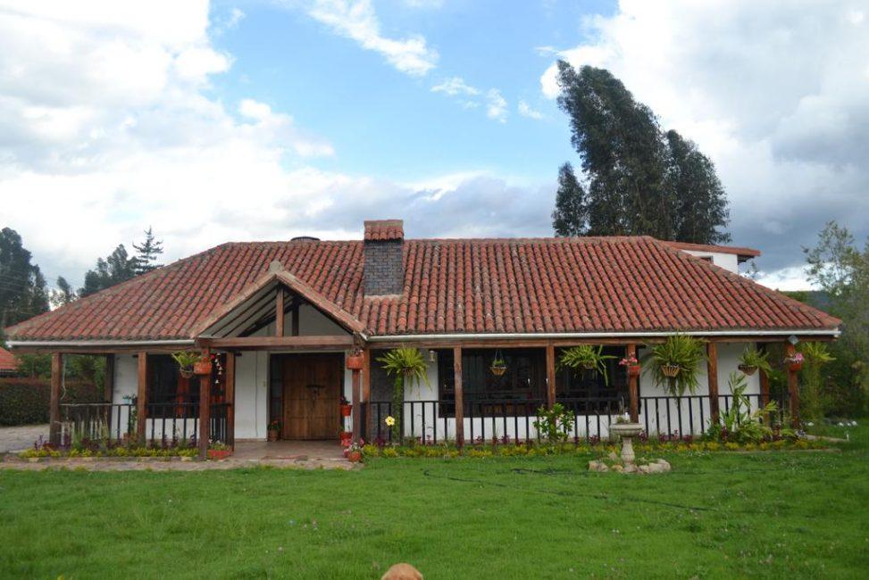 Cabaña la Chocolatera - Tibasosa