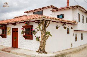 Hotel Colonial Villa Carmela Tota Boyaca - Tota