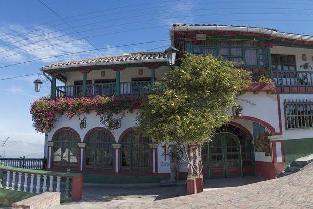 Hotel Portón De Ocetá - MONGUI