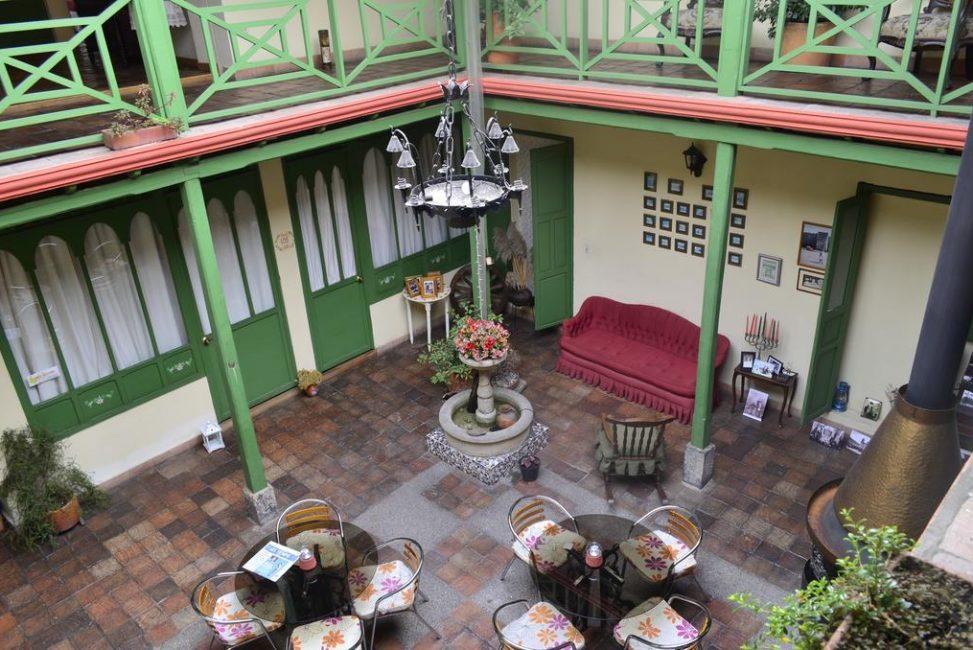 Hotel Posada de San Agustin - Tunja