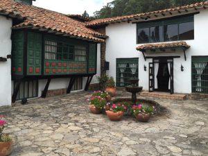Hotel San Luis de Ucuengá Sogamoso