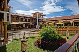 Hotel-Campanario-de-la-villa-villa de leyva