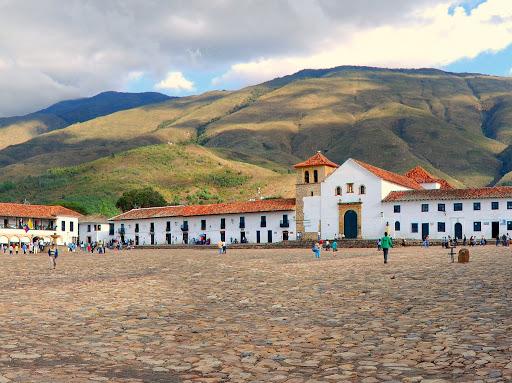 Villa de Leyva - Plaza principal