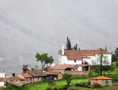 Guia turística de Boyacá